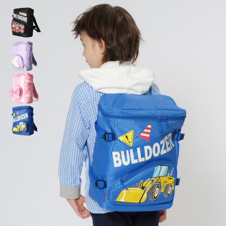 Kids Foret 消防車   こどもの森e-shop   詳細画像1