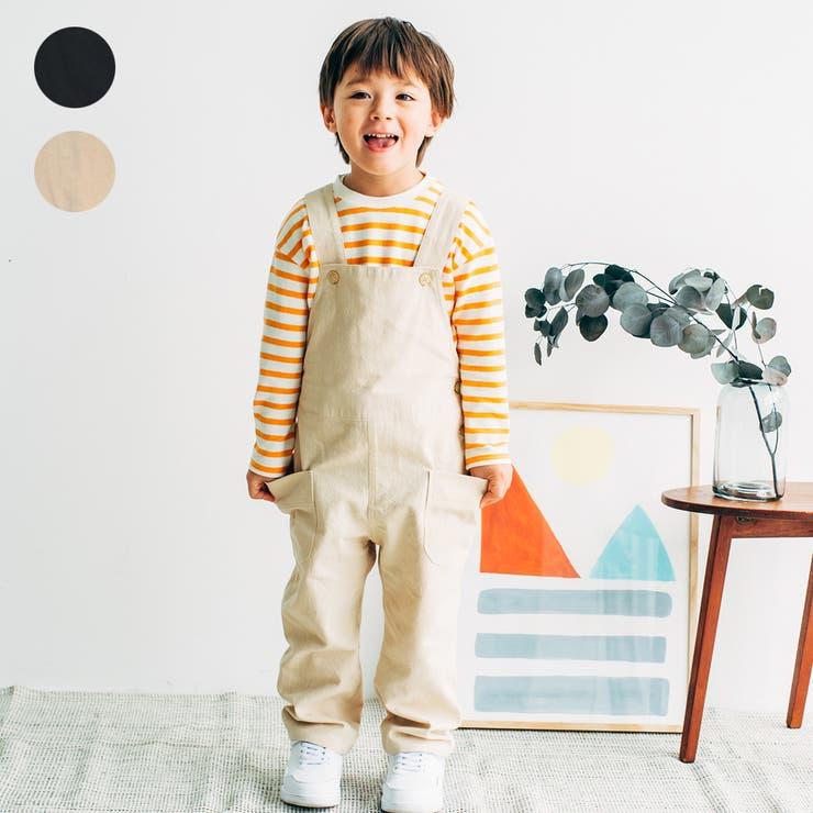 【子供服】LBCLUB(エルビークラブ)サロペット・オーバーオール80cm~130cmS15056 | 詳細画像
