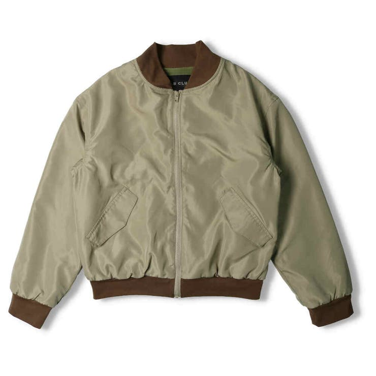 LB CLUB MA-1ジャケット | こどもの森e-shop | 詳細画像1