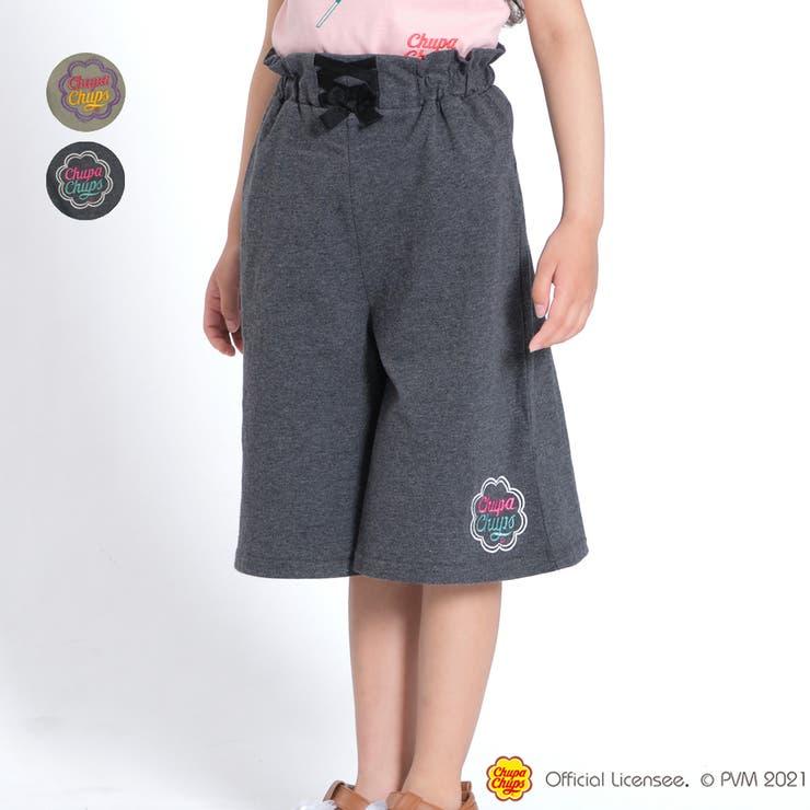 【子供服】WILLMERY(ウィルメリー)チュッパチャプスワイド6分丈ハーフパンツ100cm~130cmZ45124 | 詳細画像