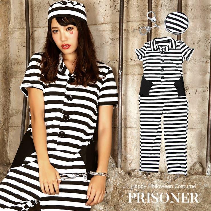 ハロウィン コスプレ 囚人 | Miranda  | 詳細画像1