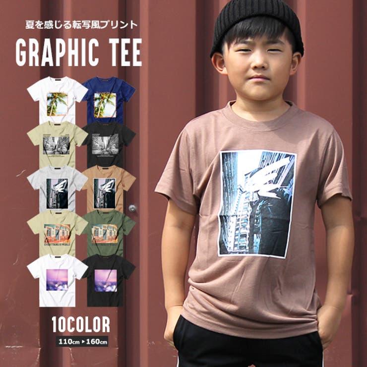 10カラー 転写プリント 半袖Tシャツ | MB2 | 詳細画像1