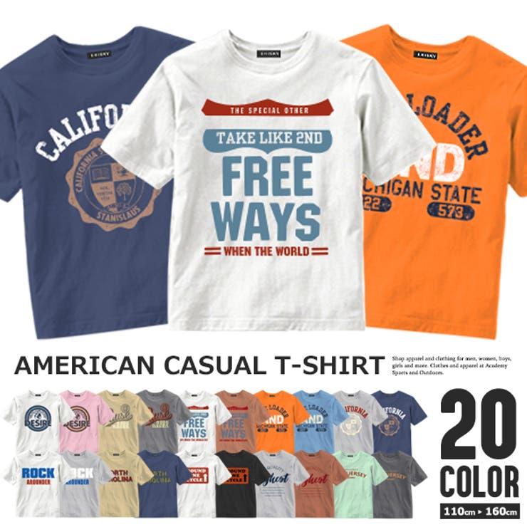 20カラー アメカジ 半袖Tシャツ | MB2 | 詳細画像1