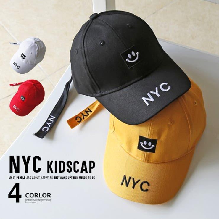 NYC キャップ ボックスロゴ | MB2 | 詳細画像1