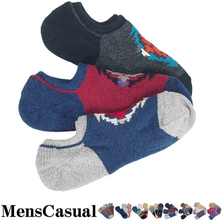 メンズカジュアル メンズ 通販 SIERRA DESIGNS シェラデザイン 3足セット ボーダー スラブ インステップソックスフットカバー ローカットソックス ショートソックス メンズ靴下 靴下レッグウェアー インナー 下着 ナイトウェアー 新作