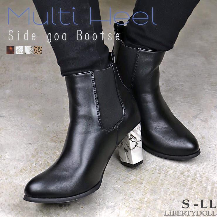 LibertyDollのシューズ・靴/サイドゴアブーツ   詳細画像