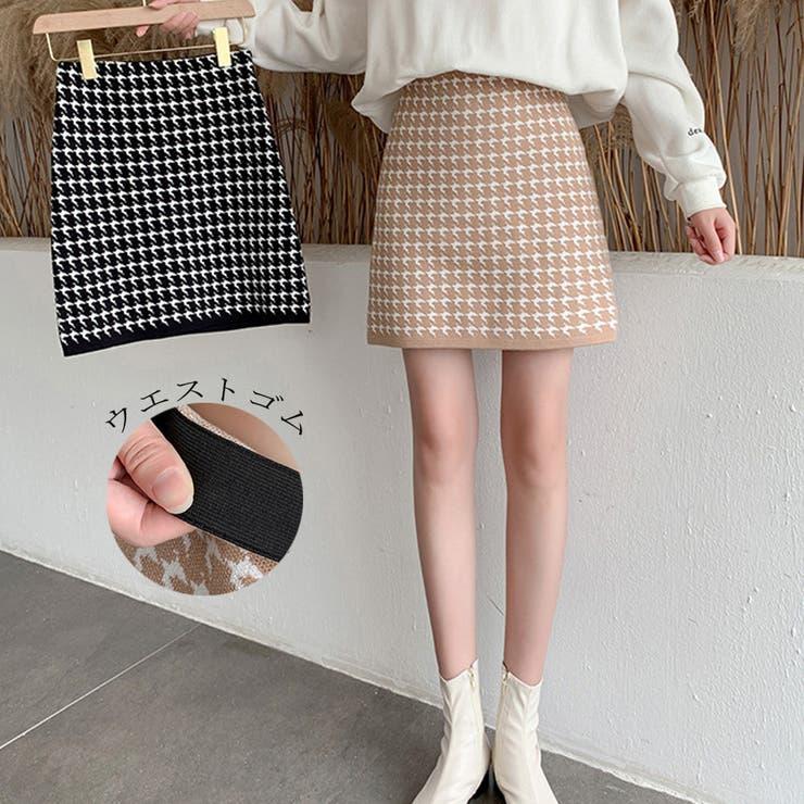 Miniministoreのスカート/タイトスカート   詳細画像