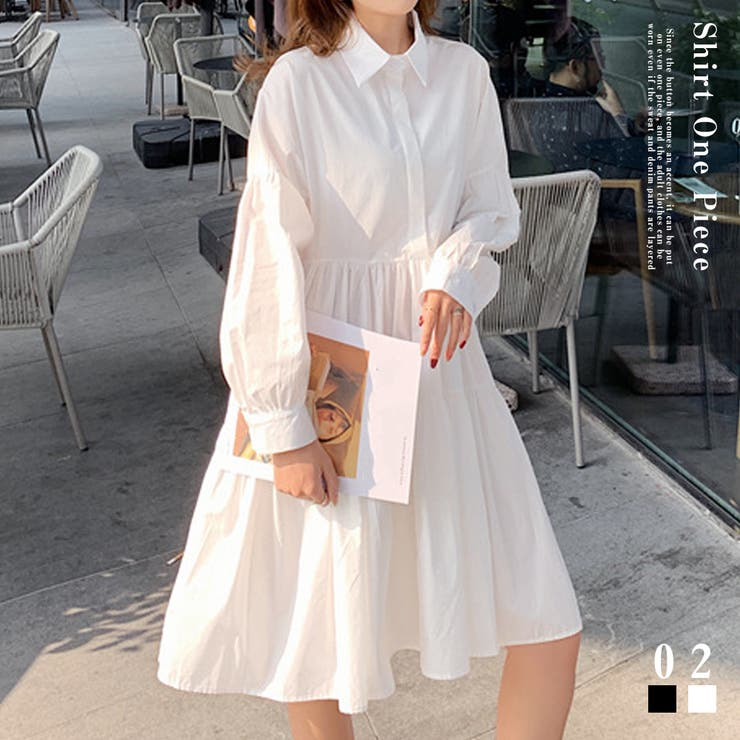 Miniministoreのワンピース・ドレス/シャツワンピース   詳細画像
