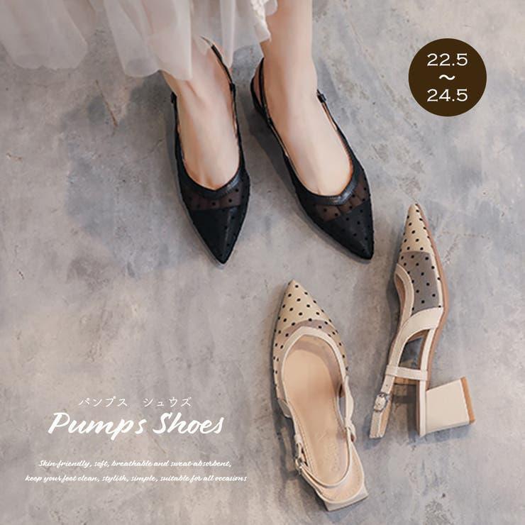 Miniministoreのシューズ・靴/パンプス   詳細画像
