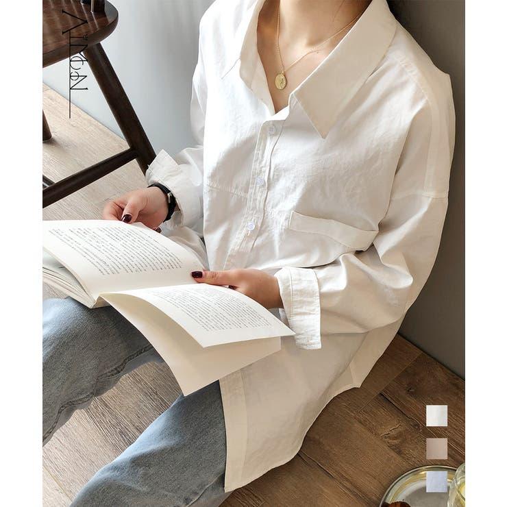 Aimoonのトップス/シャツ   詳細画像