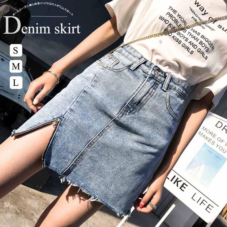 Miniministoreのスカート/デニムスカート | 詳細画像