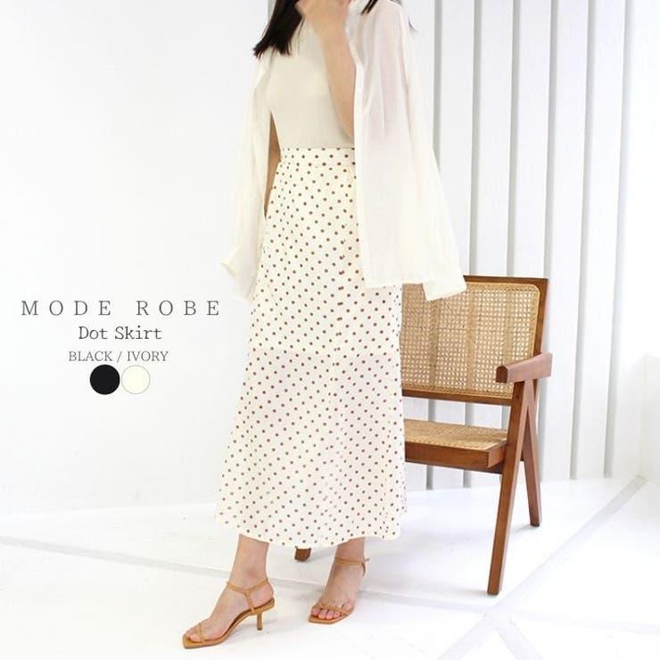 ドットスカート   MODE ROBE   詳細画像1