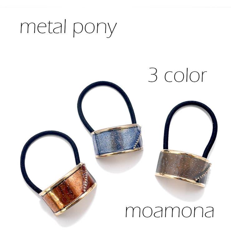 monamonaのヘアアクセサリー/ヘアゴム | 詳細画像