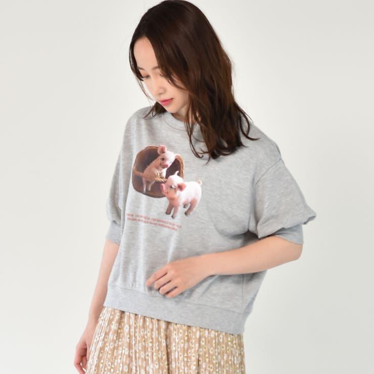 RETRO GIRLのトップス/トレーナー   詳細画像