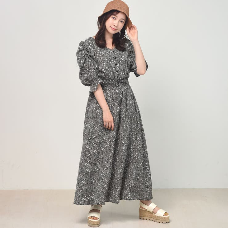 RETRO GIRLのワンピース・ドレス/ワンピース   詳細画像