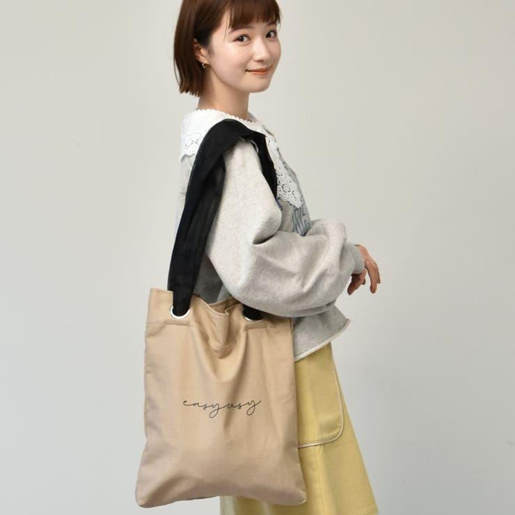 RETRO GIRLのバッグ・鞄/トートバッグ | 詳細画像