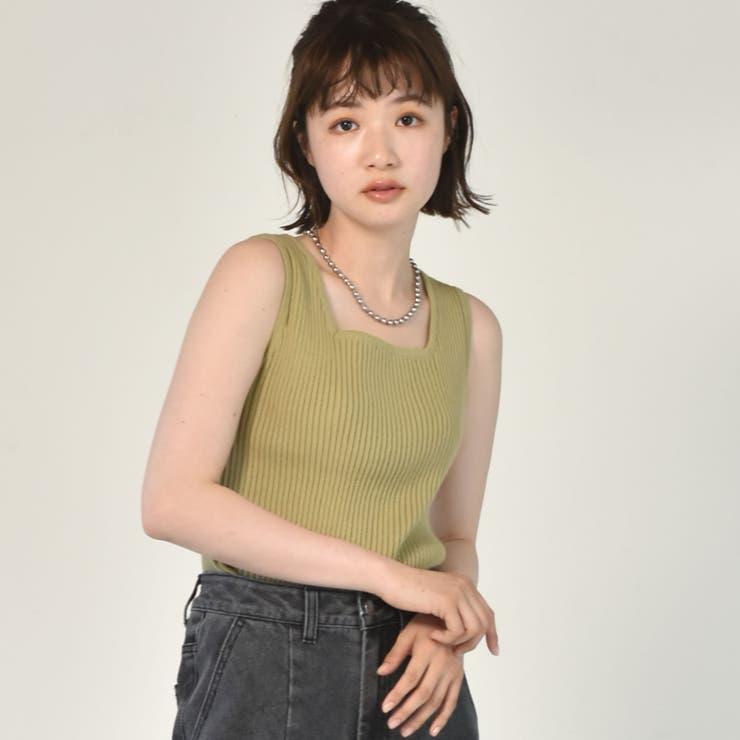RETRO GIRLのトップス/タンクトップ   詳細画像