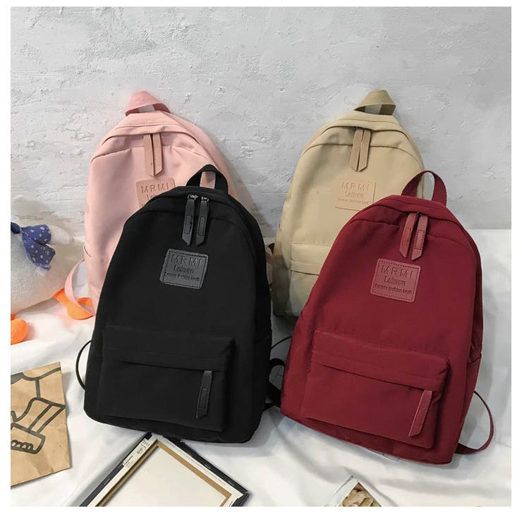 mushwearのバッグ・鞄/リュック・バックパック   詳細画像