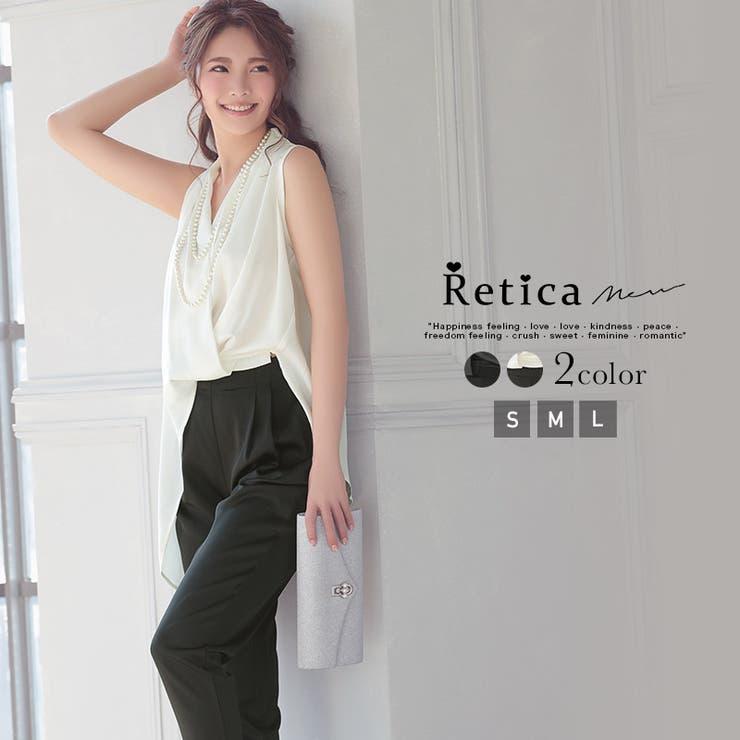Reticaのワンピース・ドレス/ワンピース・ドレスセットアップ   詳細画像