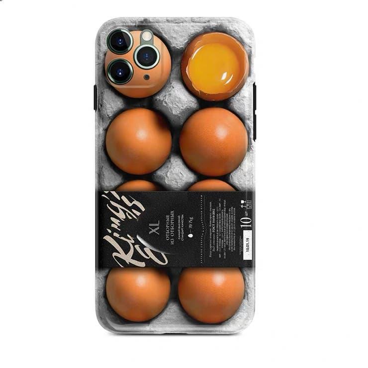 ★店内&動画あり★【NAIDY個性的スマホケース多機種対応】iphone11iPhone11proiPhone11proMax新型対応ケースカバーリアル食べ物お菓子個性的面白いデザイン性トレンドインスタ映え | 詳細画像