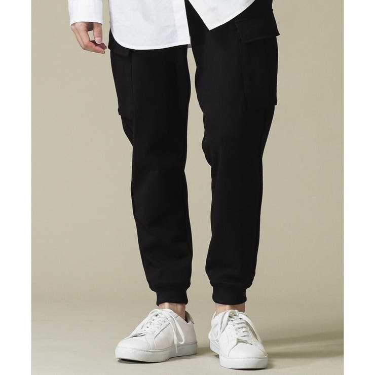 N trousers [ヨセフ] カーゴリブパンツ | nano・universe | 詳細画像1