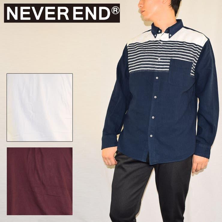 NEVEREND のトップス/シャツ   詳細画像