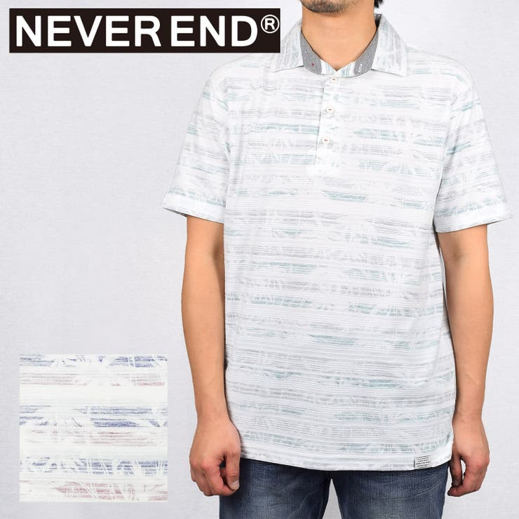 NEVEREND のトップス/ポロシャツ   詳細画像