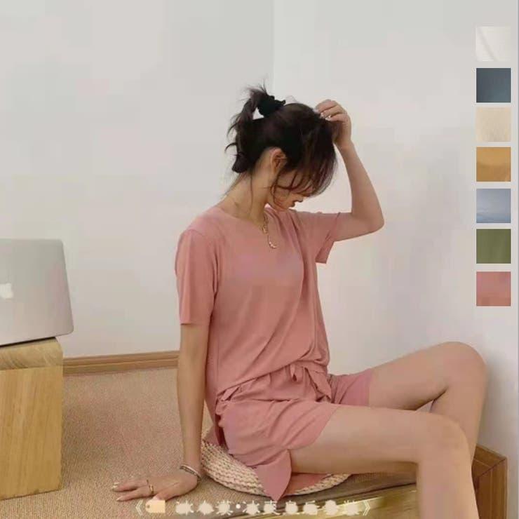 7色!春夏 シンプル ルームウェア | NewImage | 詳細画像1