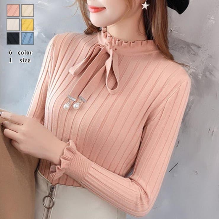 6色1サイズ!春秋 ニット セーター | NewImage | 詳細画像1