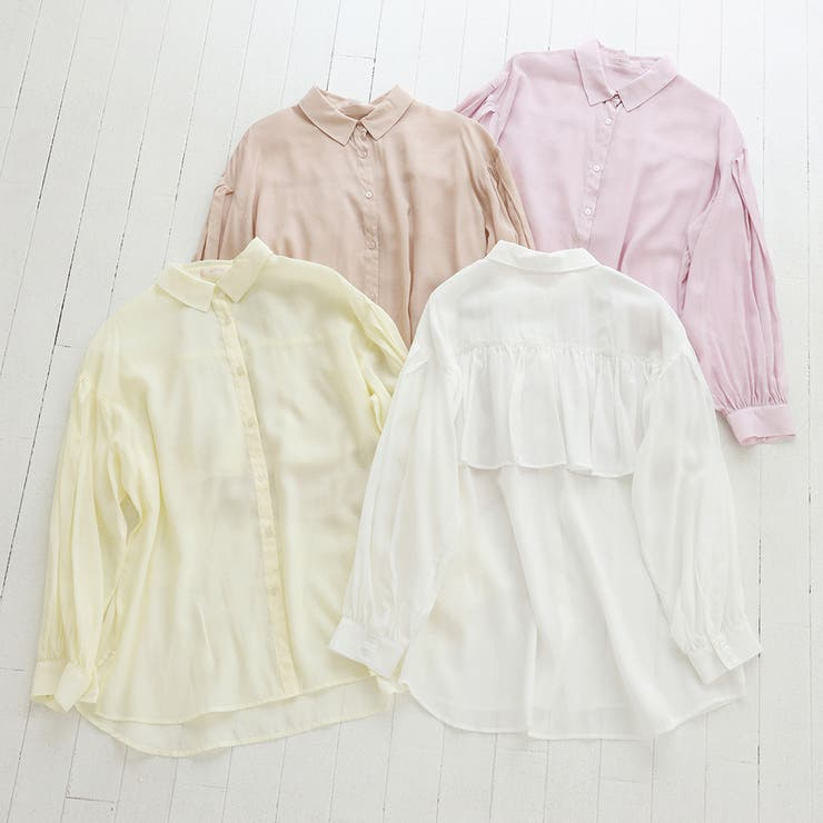 NICE CLAUP OUTLETのトップス/シャツ   詳細画像