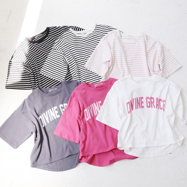 NICE CLAUP OUTLETのトップス/Tシャツ | 詳細画像