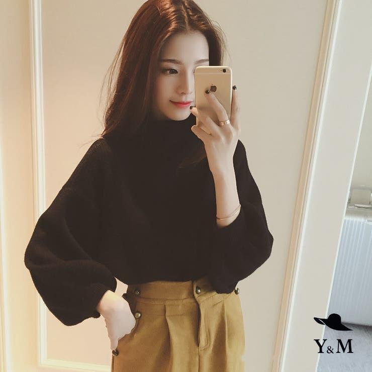 Y&Mのトップス/ニット・セーター | 詳細画像