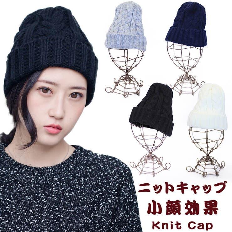 Y&Mの帽子/ニット帽   詳細画像