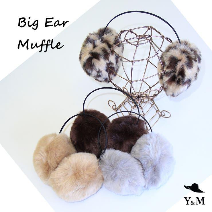 Y&Mの小物/イヤーマフラー・耳あて | 詳細画像