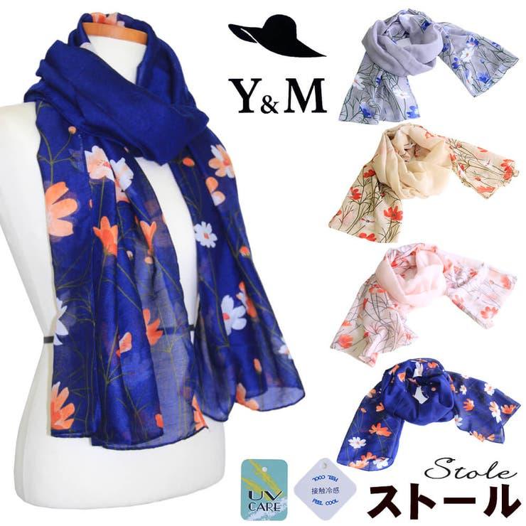 Y&Mの小物/ストール   詳細画像