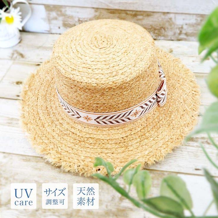 Y&Mの帽子/麦わら帽子・ストローハット・カンカン帽 | 詳細画像