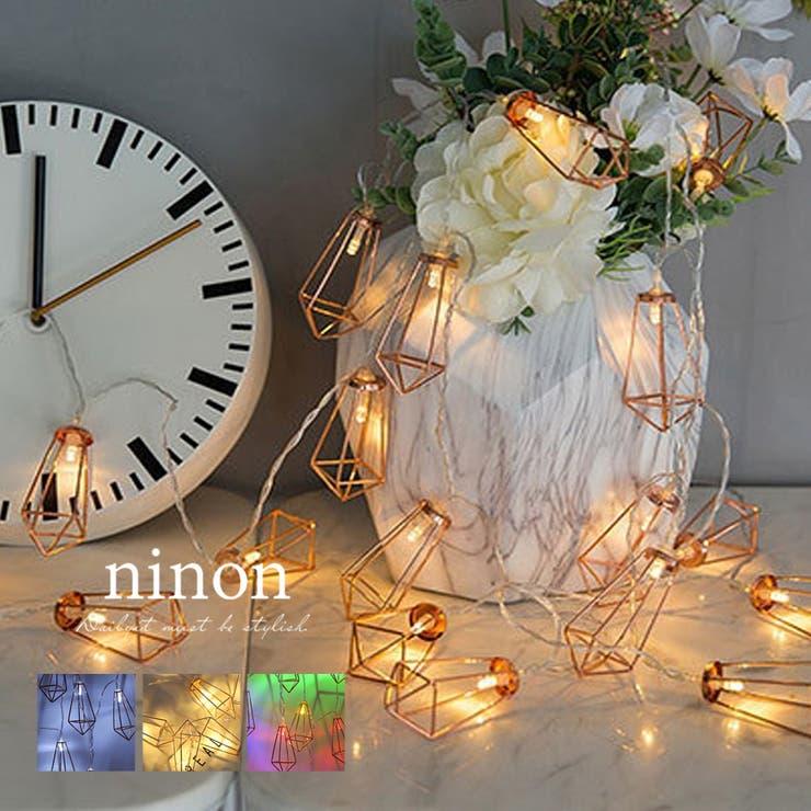 LEDライト コットン ボール | ninon | 詳細画像1