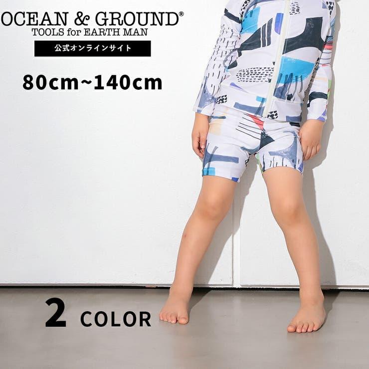 BOY'S 水着 GRAFFITI   OCEAN&GROUND   詳細画像1