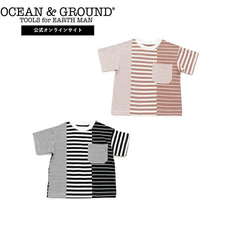 OCEAN&GROUNDのトップス/Tシャツ   詳細画像