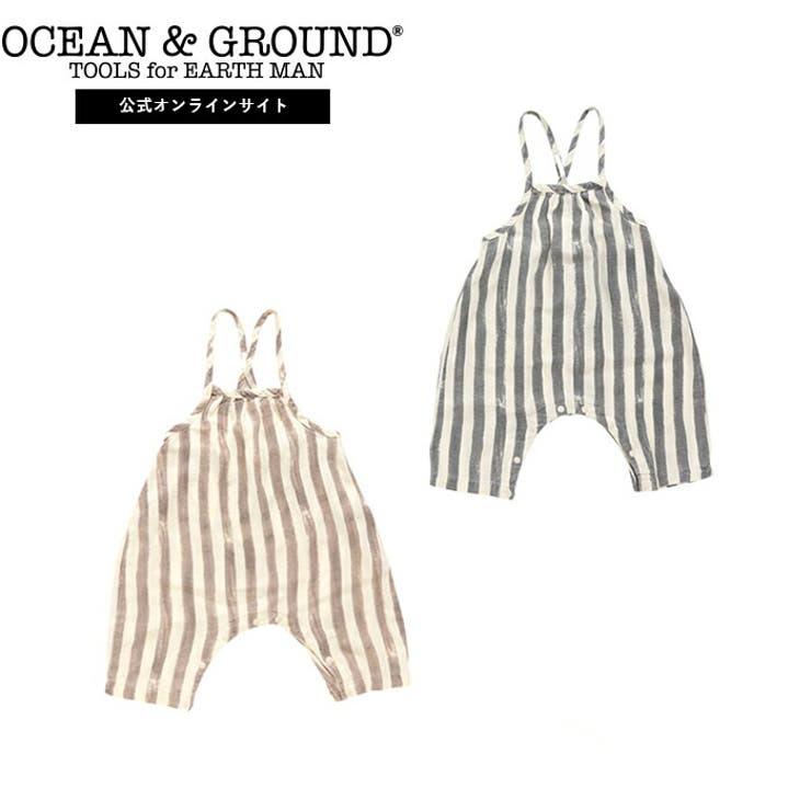 OCEAN&GROUNDのベビー服・ベビー用品/べビーロンパース・カバーオール | 詳細画像