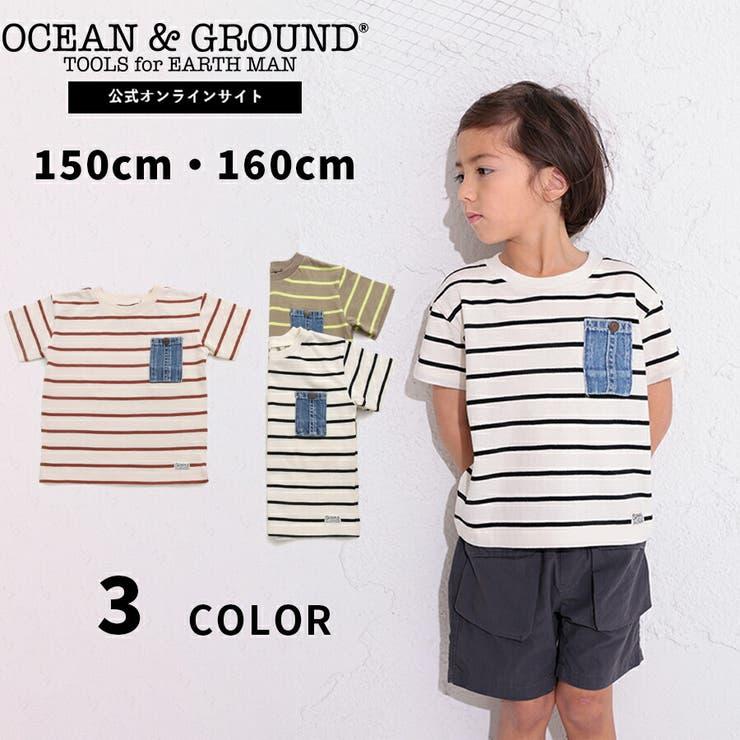 OCEAN&GROUNDのトップス/Tシャツ | 詳細画像