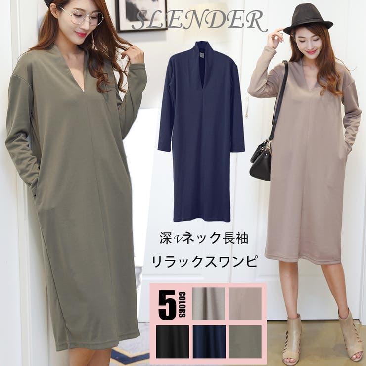 SLENDERのワンピース・ドレス/ワンピース | 詳細画像