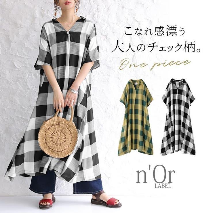 osharewalkerのワンピース・ドレス/シャツワンピース   詳細画像
