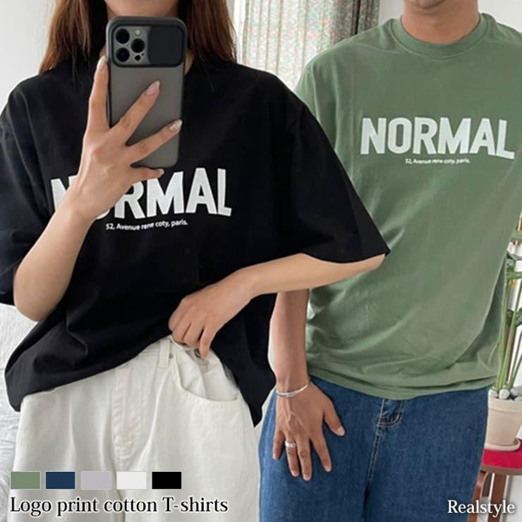 Tシャツ レディース メンズ | REAL STYLE | 詳細画像1