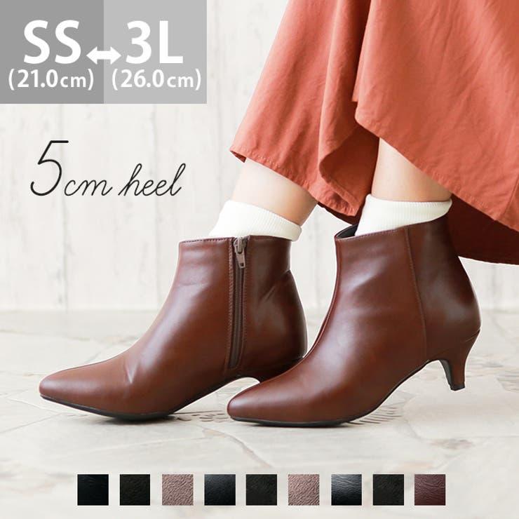 wellegのシューズ・靴/ショートブーツ   詳細画像