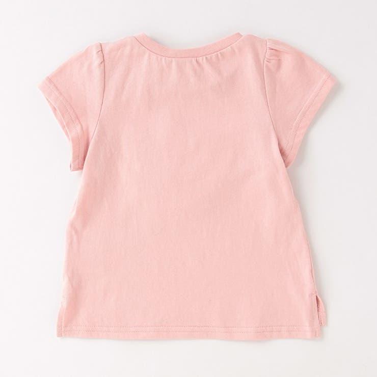 petit main 立体モチーフTシャツ | petitmain | 詳細画像1