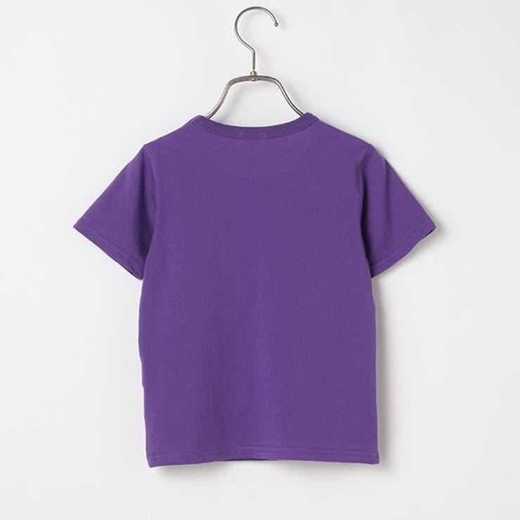 b・ROOM 【DISNEY/ MICKEY 】 WELCOME半袖Tシャツ   petitmain   詳細画像1