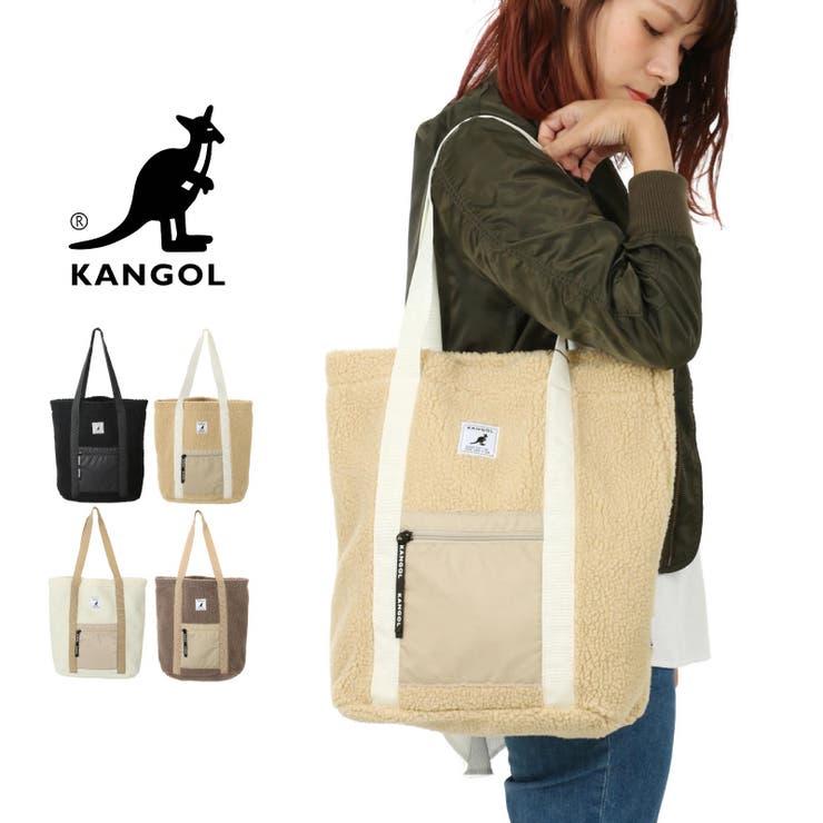 KANGOL カンゴール トートバッグ | pinksugar | 詳細画像1