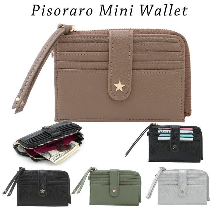 ミニ財布 レディース ミニウォレット | pinksugar | 詳細画像1