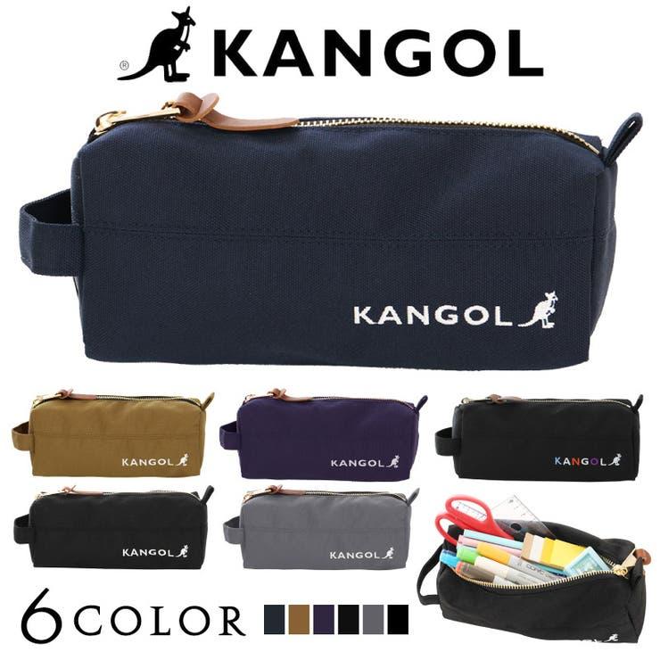 KANGOL カンゴール ペンケース | pinksugar | 詳細画像1